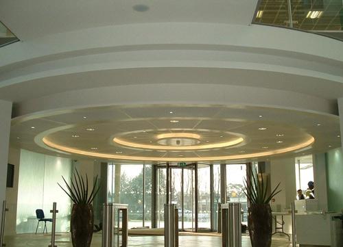 ديكورات جبس فخمة 1-circular-ceiling