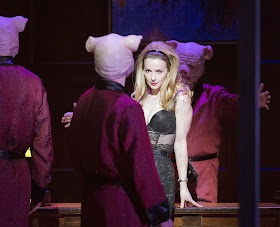Sarah Tynan in Henze's Boulevard Solitude, WNO at the Wales Millennium Centre: Photo credit: Johan Persson