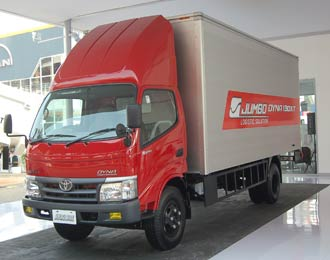truck dyna jumbo