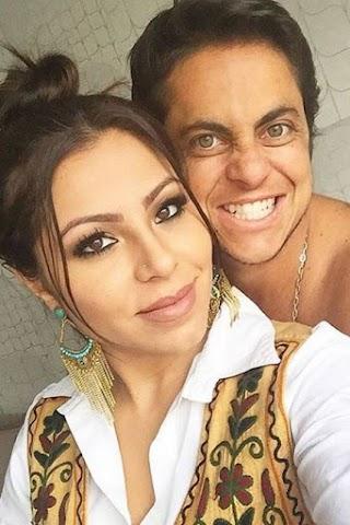 'Estou solteiro', anuncia Thammy Miranda após fim de namoro com Andressa Ferreira
