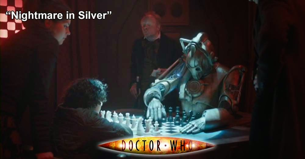 Doctor Who 238: Nightmare in Silver
