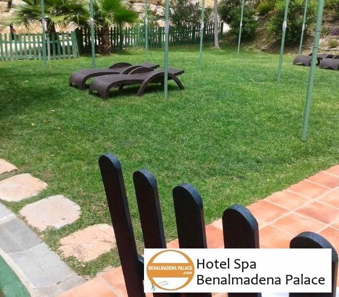 Mantenimiento de jardiner a en hotel biznagarden empresa - Empresa jardineria malaga ...