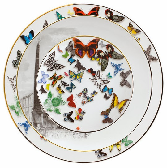 Cosas de palmichula es tendencia decorar la mesa con vajillas variadas - Vajillas portuguesas ...