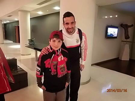 Ruben Amorim e o Alexandre
