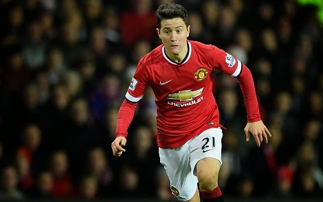 Ander Herrera could face Newcastle United