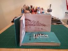 Lisboa vista da Casa da Cerca