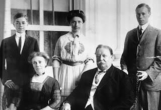 Who Were William Taft S Kids