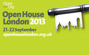 Open House London 2013 review