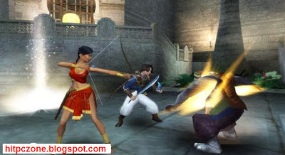 Prince Of Persia Sands Of Time PC Game Download