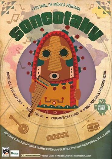 I Festival de Mísica Peruana