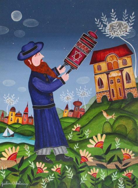 Delivering The Torah
