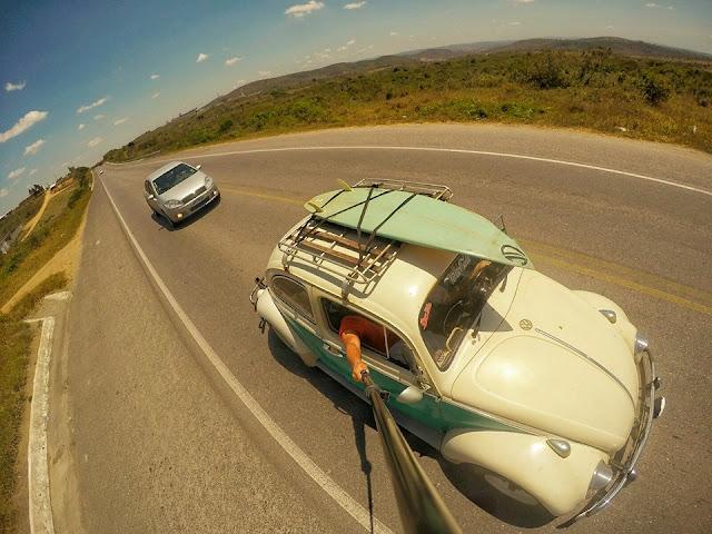Uma aventura de Fusca pelo Brasil