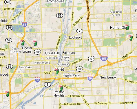 Will County Il Crime Map Spotcrime The Public S Crime Map