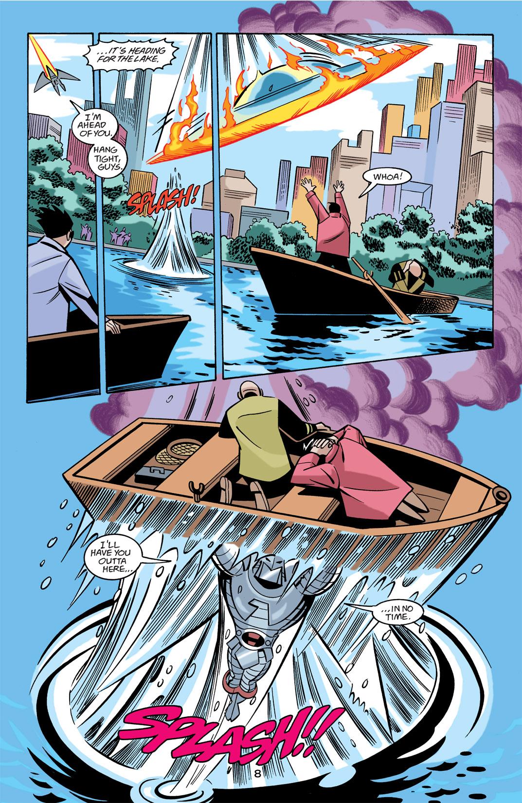 Batman Beyond [II] Issue #21 #21 - English 9
