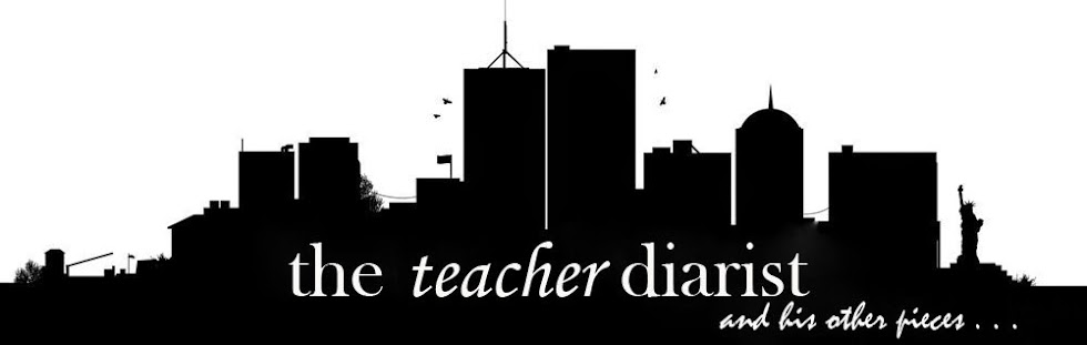 The Teacher Diarist l TTD
