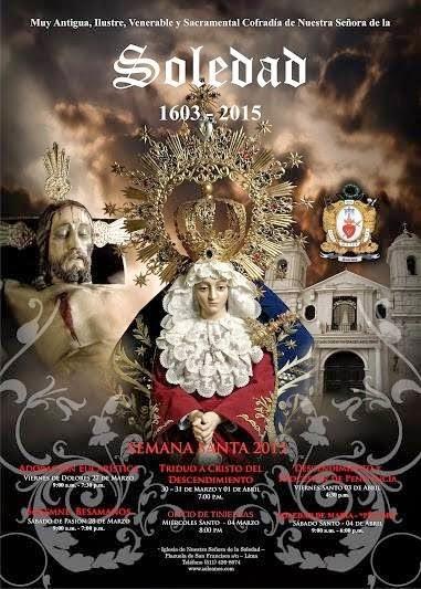 Semana Santa Soledad 2015