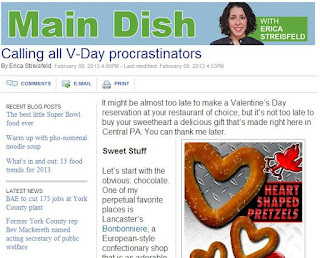 article maindish calling vday procrastinators