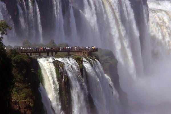 Iguazu Falls, Brazil / Argentina
