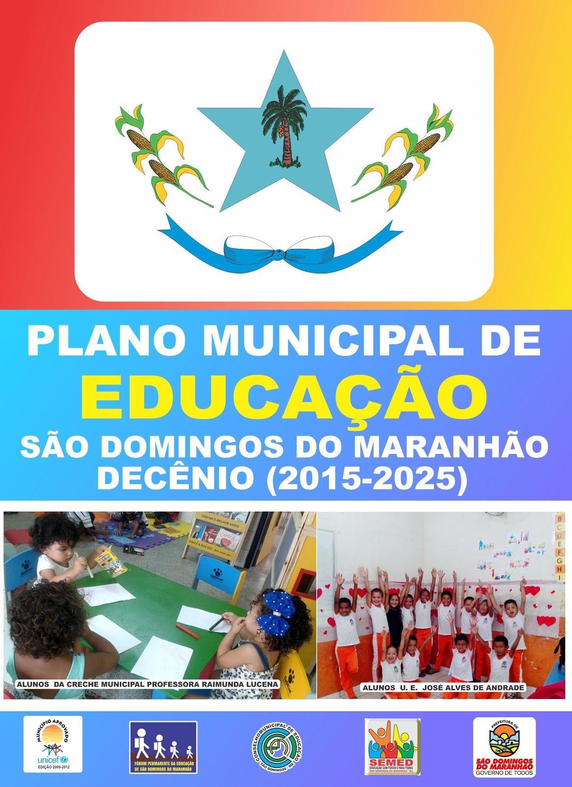 PME São Domingos do Maranhão (2015-2025)