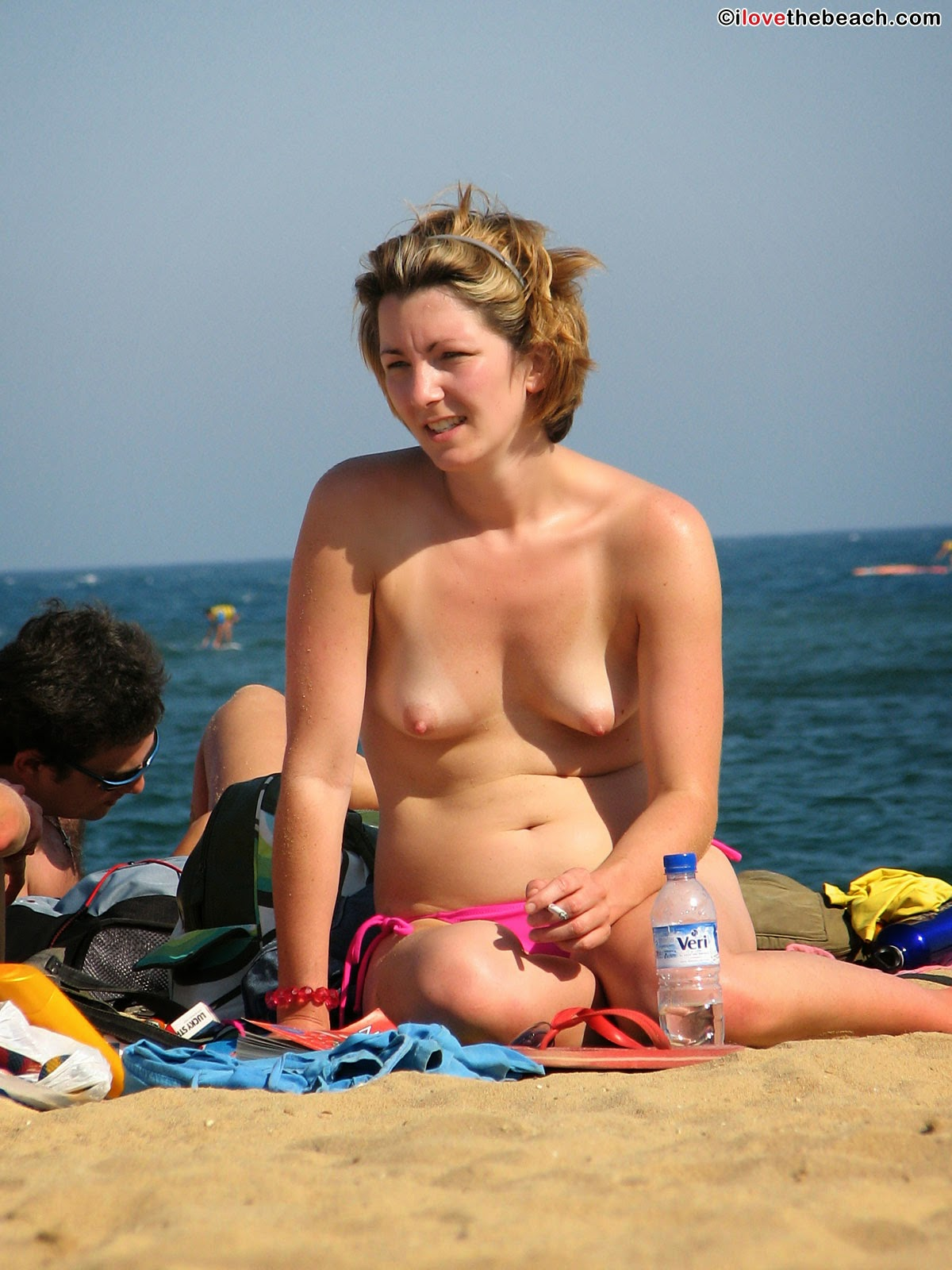 What excellent Amateur nude beach women think