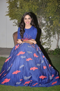 Ritu Varma Picture Gallery in Long Dress at Yevade Sumanyam Audio Launch ~ Bollywood and South Indian Cinema Actress Exclusive Picture Galleries