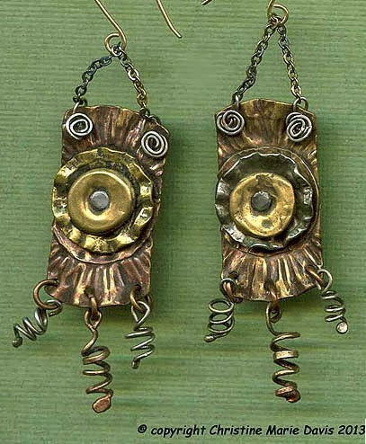 Pocketbook Earrings