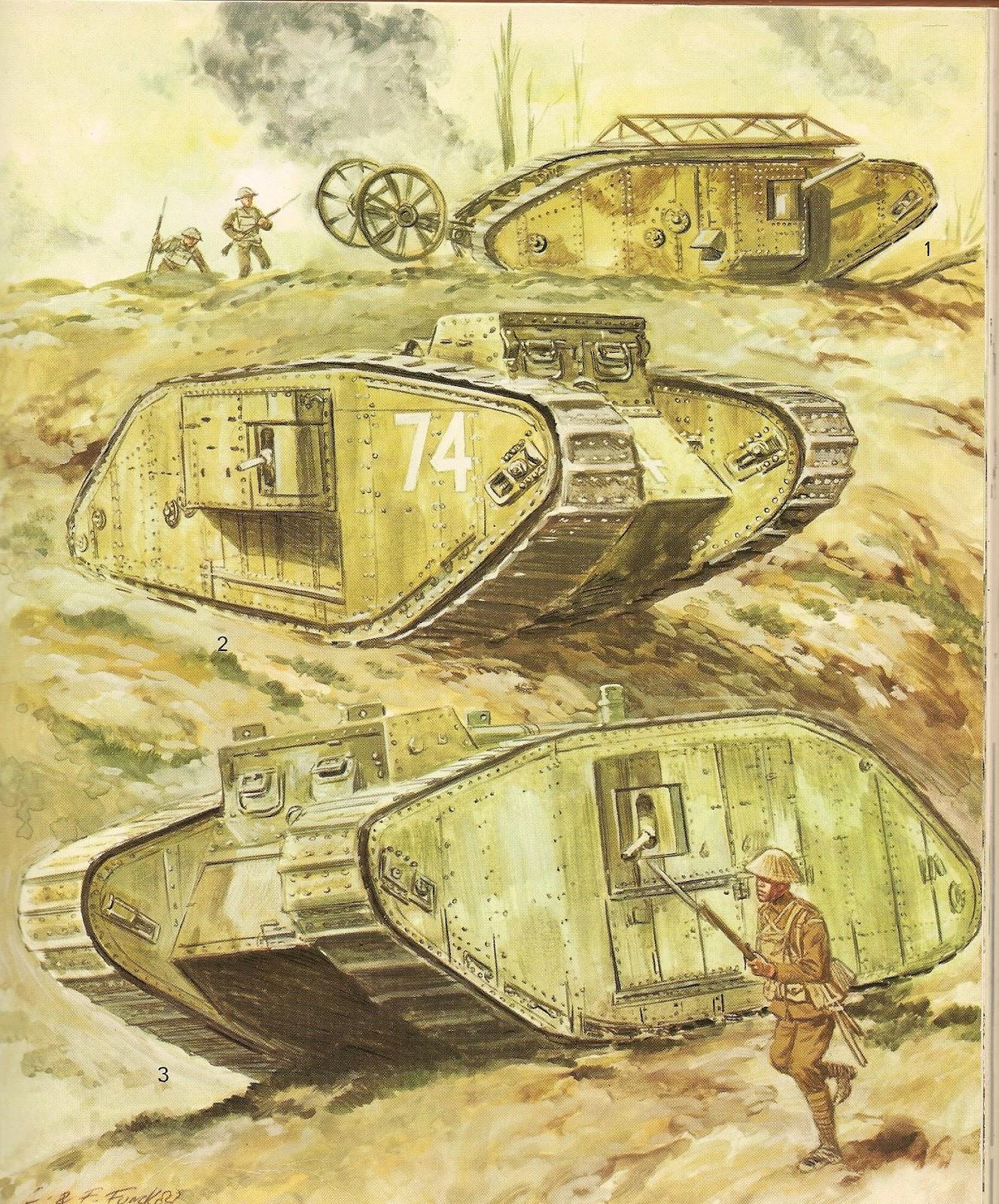 Miniaturas militares por alfons c novas primera guerra - Como son los ingleses ...