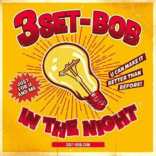 [Single] 3SET-BOB – IN THE NIGHT (2015.07.22/MP3/RAR)