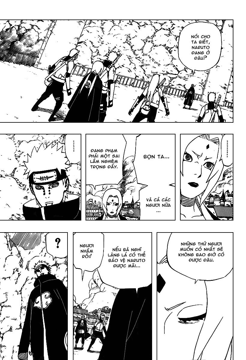 Naruto chap 428 Trang 11 - Mangak.info