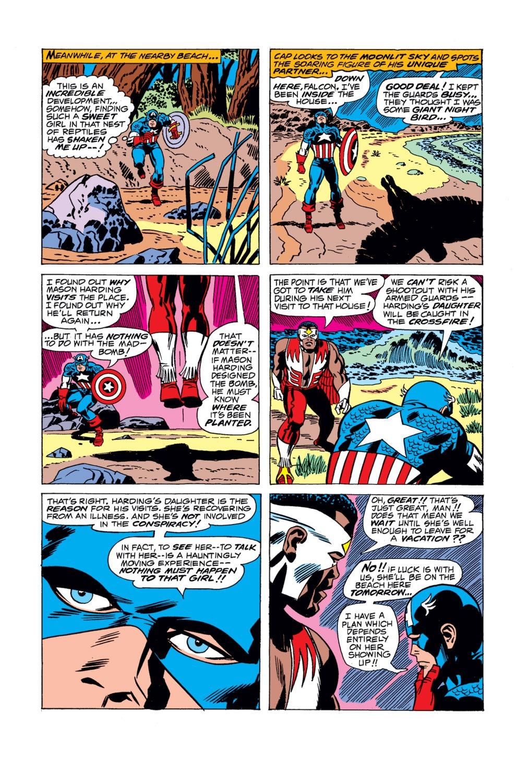 Captain America (1968) Issue #198 #112 - English 10