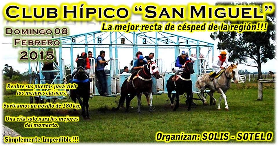 San Miguel 08/02/2015