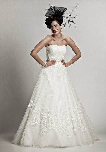 Bride chic exploring the pre owned option for Once owned wedding dresses