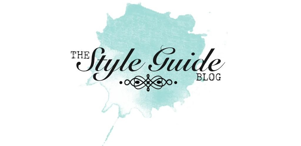 The Style Guide Blog