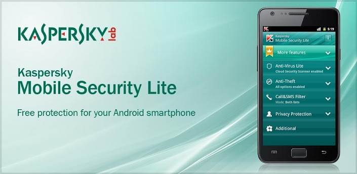 Kaspersky Antivirus untuk Android Gratis & Terbaik