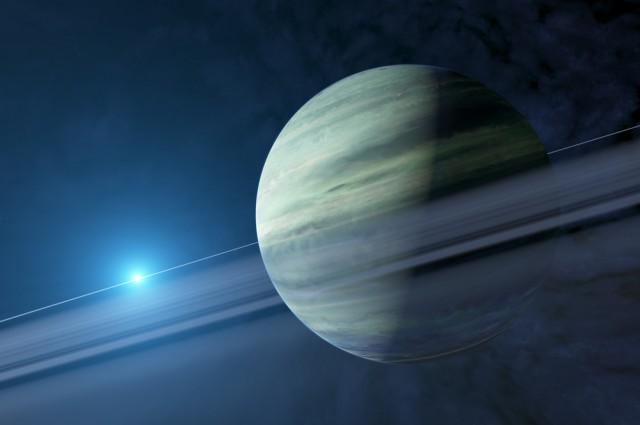 Tata Surya Kita Mungkin Miliki Planet Raksasa Gas Kelima di Masa Lalu