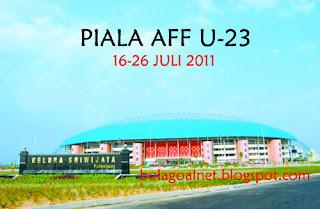 Jadwal Pertandingan Piala AFF U-23