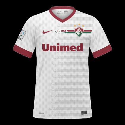 014f5dac6a00c Mockup by Danilo  Fluminense 13 14 Nike (Fantasy) As melhores camisas