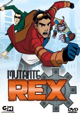 Mutante Rex Desenhos Torrent Download completo