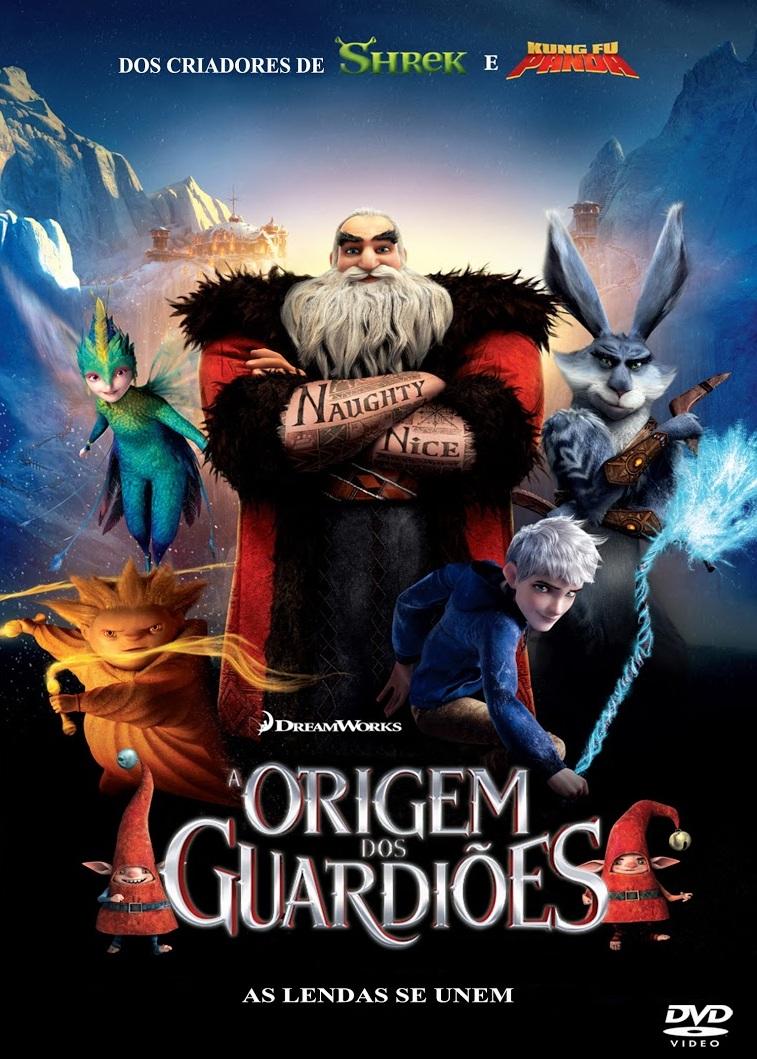 A Origem dos Guardiões – Dublado (2012)