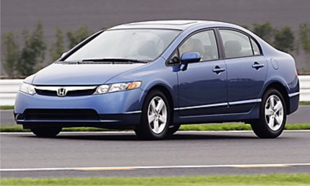 2006 honda civic si coupe mpg gas mileage specs price. Black Bedroom Furniture Sets. Home Design Ideas