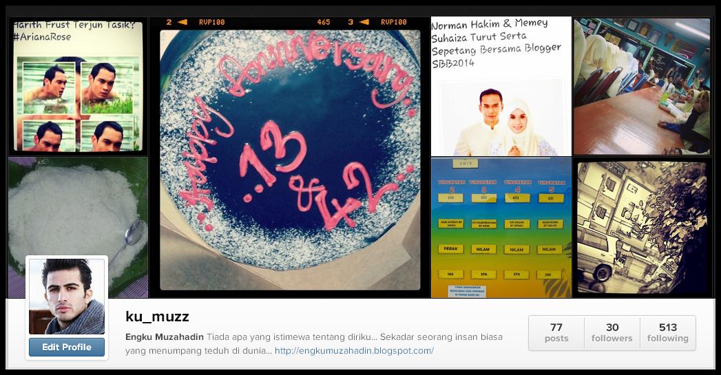 Jom Follow Muz Di Instagram