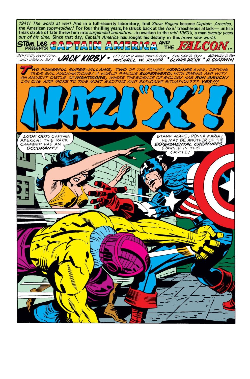 Captain America (1968) Issue #211 #125 - English 2