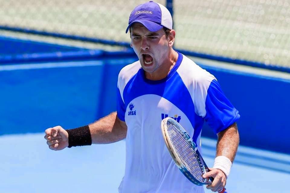 Tenista sergipano representará o Brasil na Coreia do Sul