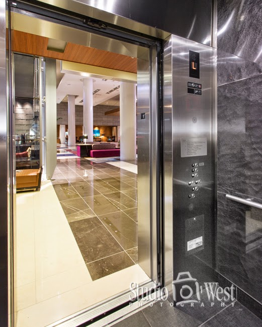 Architecture Photography - Interior photos of Hotel - Studio 101 West Photography