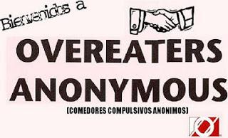 DURA GORDURA: Comedores Compulsivos Anónimos