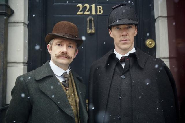 Hình ảnh phim Thám Tử Sherlock Phần 4