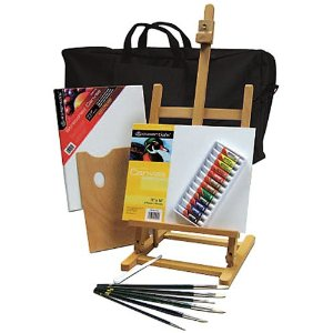 Painting supplies oil painting supplies list for Canvas painting supplies