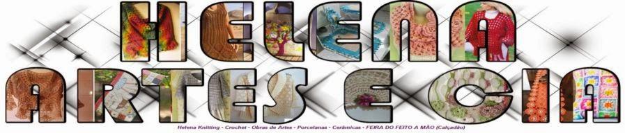 - Das Artes & Cia - Helena Knitting -