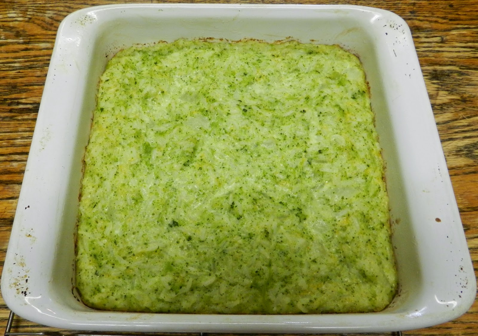 recipe: creative cooking green rice