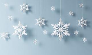 Copos de Nieve de Azucar, Navidad